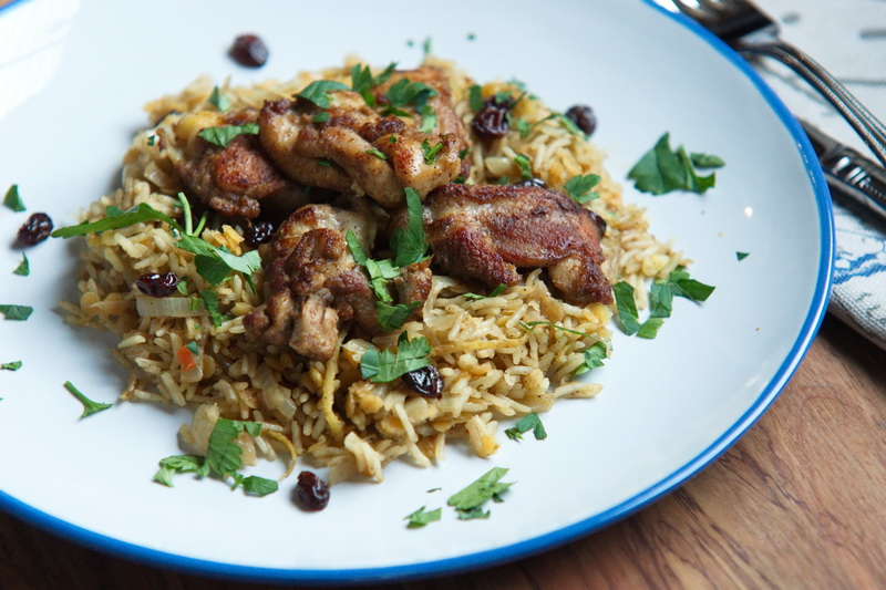 lebanese chicken pilaf weekly meal plans. Black Bedroom Furniture Sets. Home Design Ideas