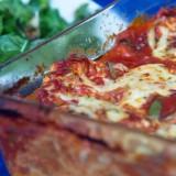 Babymarrow lasagne