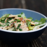 Tangy Tofu salad