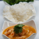 Yudhikas Prawn curry
